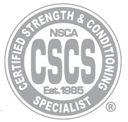 Cscs certification study materials