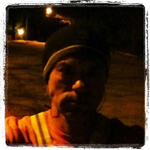 7 miles at 11 o'clock at night while blasting Zepplin II helped my mood a little...but not much.