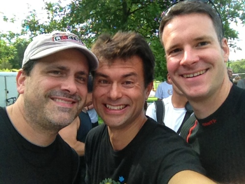 Doug, Me and JB