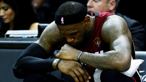 2014 NBA Finals - Game One